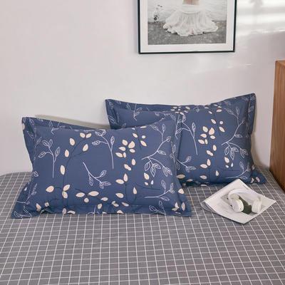 单品枕套2021新款12868全棉系列 48*74cm/对 遇见