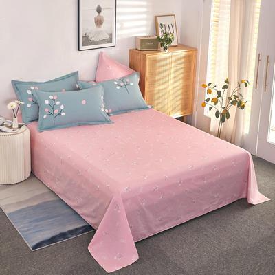 单品床单2021新款12868全棉系列 230cmx250cm 欢乐树