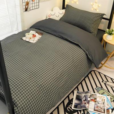 2021新款13372全棉三件套 床单式三件套 慕尚