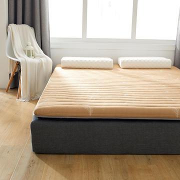 2020新品学生床垫 乳胶床垫 针织棉面料海绵床垫 不变形 可回弹 可定制