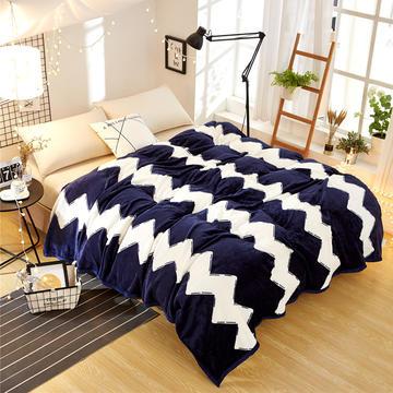 320克云貂绒毛毯