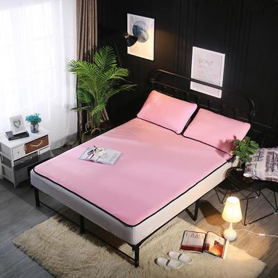 冰爽丝空调软席三件套 1.5m(5英尺)床 纯色浅玉
