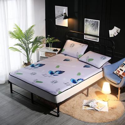 冰爽丝空调软席三件套 1.5m(5英尺)床 芭蕉叶灰