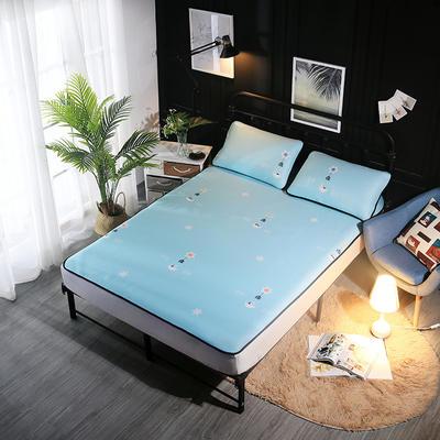 冰爽丝空调软席三件套 1.5m(5英尺)床 小灯泡