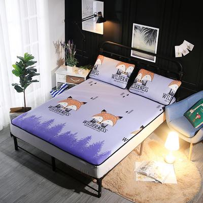 冰爽丝空调软席三件套 1.5m(5英尺)床 小狐狸