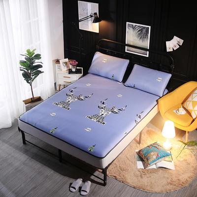 冰爽丝空调软席三件套 1.5m(5英尺)床 小麋鹿