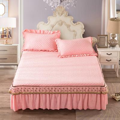 欧式蕾丝单品床裙新款 枕套(48*74cm) 爱的华尔兹