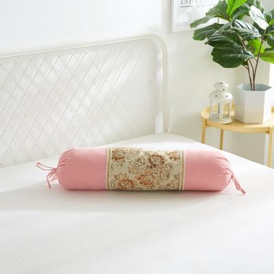 2019新款美容单品:糖果枕+枕心 红豆沙