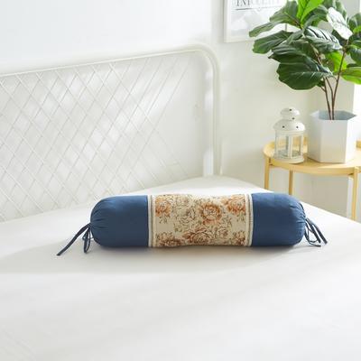 2019新款美容单品:糖果枕+枕心 兰灰