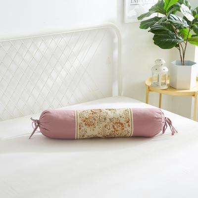 2019新款美容单品:糖果枕+枕心 紫豆沙