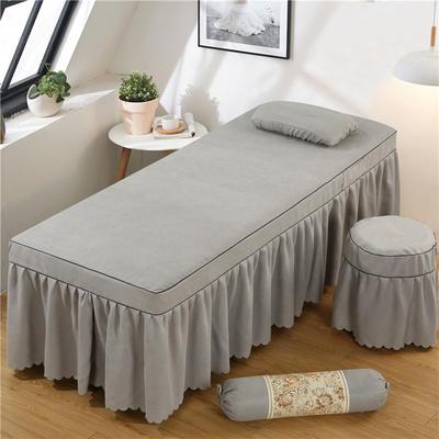 2020新款棉麻单独床罩 70*185cm单床罩 灰