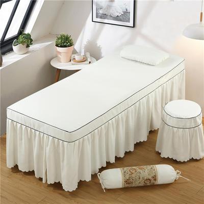 2020新款棉麻单独床罩 70*185cm单床罩 米白