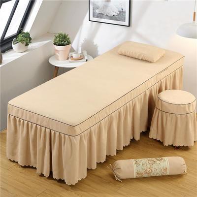 2020新款棉麻单独床罩 70*185cm单床罩 驼
