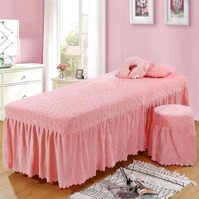 2020新款水晶绒单独床罩 70*185cm单床罩 玉色