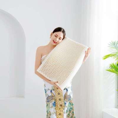 2020新款成人,学生,儿童乳胶枕乳胶枕头系列 学生曲线枕 30*50cm