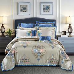 奢华超精密系列四 六 八 十 多件套—赛洛华庭 小抱枕 米驼
