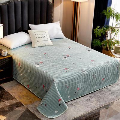 2020新款单双人夏凉被夏被空调被可水洗床盖 150cmx200cm 蘑菇屋