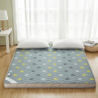 2019新款-3D印花竹炭立体床垫 0.9*2.0米 自由自在
