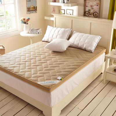 2019新款-4D竹炭立体床垫 0.6*1.2米 驼色