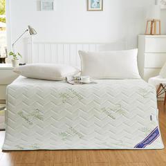 2018新款-竹纤维记忆慢回弹两用床垫 0.9*2.0米 竹纤维