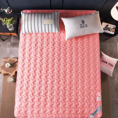 2019新款-英威达全棉抗菌床垫(薄款) 0.9*2.0米 玉色