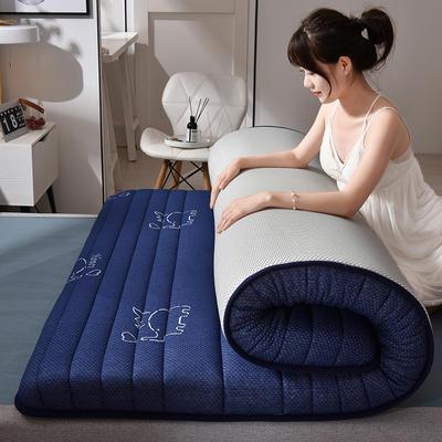 2020乳胶三明治加厚床垫(2) 0.9*2.0 吉象如意10cm