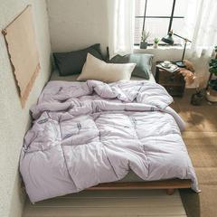 映爽家纺  冬被 被芯全棉棉花被 220cmx240cm(6斤) 棉花被2