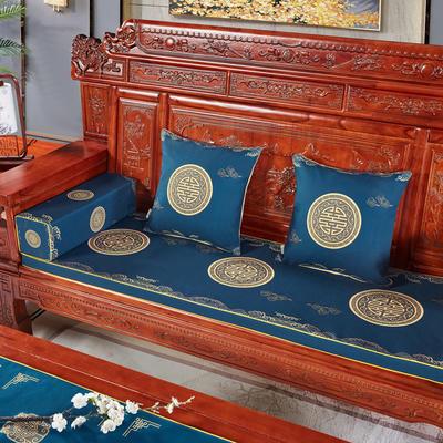 2020新款中式沙发垫(3) 每平方(单套子,不含海绵) 福临门