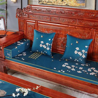 2020新款中式沙发垫(3) 每平方(单套子,不含海绵) 家和富贵