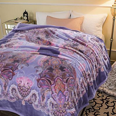 西班牙盖毯,保暖毯,毛毯,婚庆毯,礼品毯, 200*230 黛雅娜
