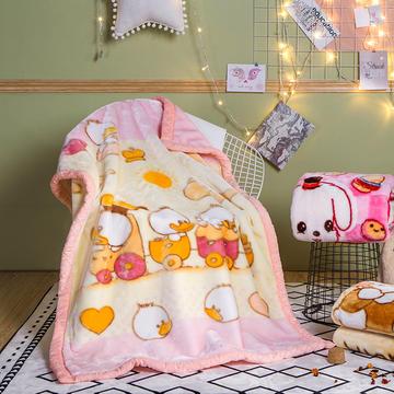 儿童拉舍尔毛毯,保暖毯,毛毯,