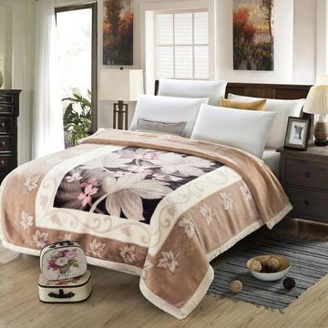 凯轩毛毯, 仿木棉毛毯新花型,精品毯,婚庆毯,保暖毯,毛毯,