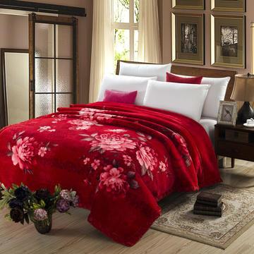 仿木棉毛毯新花型,精品毯,婚庆毯,保暖毯,毛毯,