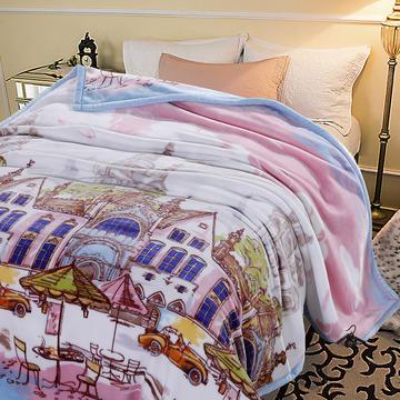 凯轩毛毯 ,超柔,云毯, 西班牙盖毯,保暖毯,毛毯,精品毯,婚庆毯