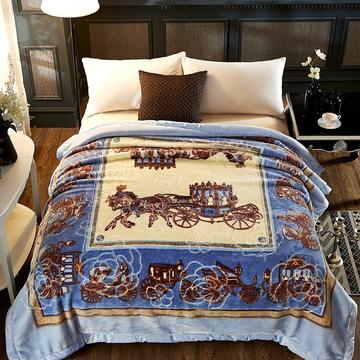 新款5D压花精品天丝云毯.精品毯,高档毛毯,婚庆毯,大红结婚保暖毯
