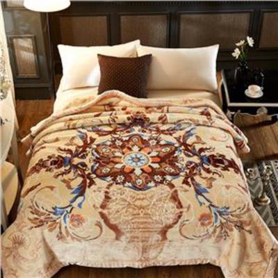 新款5D压花精品天丝云毯.精品毯,高档毛毯,婚庆毯,保暖毯 200cmX230cm(2.8公斤) 时光流影