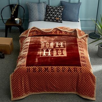 2018新款-单人加厚云毯.保暖毯.空调毯.