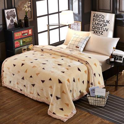 双人拉舍尔毛毯,保暖毯,婚庆毯,毛毯,精品毯, 180cm*220cm 自由