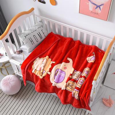 专业供货儿童毯.婚庆毯.儿童云毯.毛毯.保暖毯. 100cm*130cm 欢乐舞团