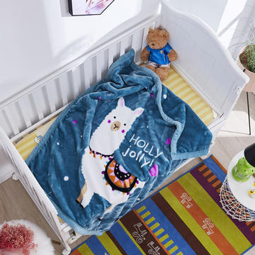 2019新款加厚儿童云毯.毛毯.童毯.保暖毯.儿童毯
