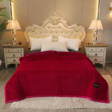 2020新款.爆款.仿皮草乳胶多功能盖毯.毛毯.保暖毯.床盖