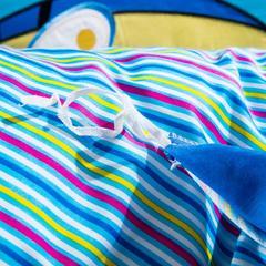 睡睡羊活性绣花系列《航海之旅》会员款 200X230