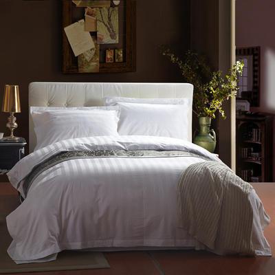 60贡缎酒店系列四件套 标准(1.5m-1.8m床) 60S3公分
