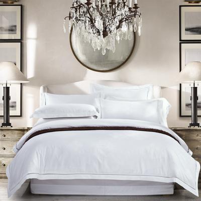 60贡缎酒店系列四件套 标准(1.5m-1.8m床) 艾美庄园