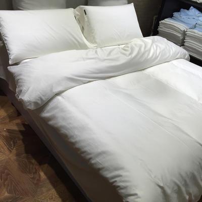 60贡缎酒店系列四件套 加大(2.0m床) 伯爵