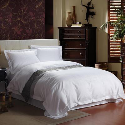 60贡缎酒店系列四件套 标准(1.5m-1.8m床) 随性味道