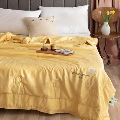 2021新款盖得美-25°新氧澳洲羊毛夏凉被 200X230cm 美丽黄