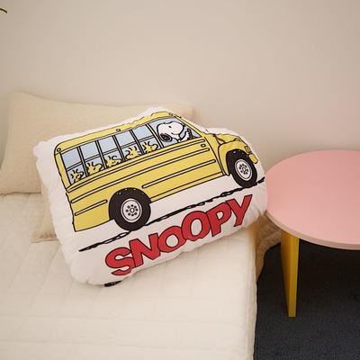 2020新款snoopy家族抱枕系列 异形抱枕 汽车snoopy