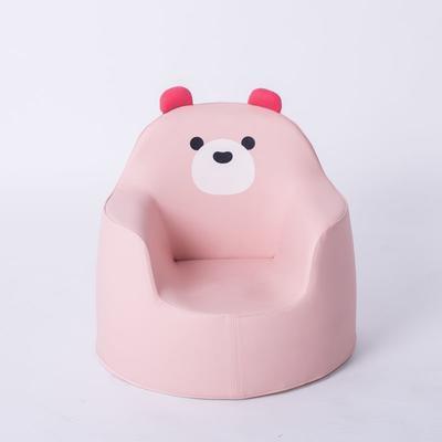 2020新款Bear 新款小熊沙发三色 55*50*60cm 粉红色
