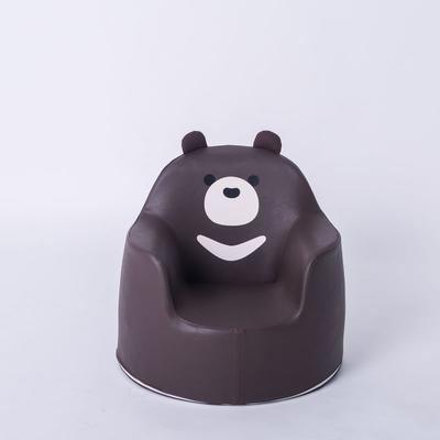 2020新款Bear 新款小熊沙发三色 55*50*60cm 咖啡色